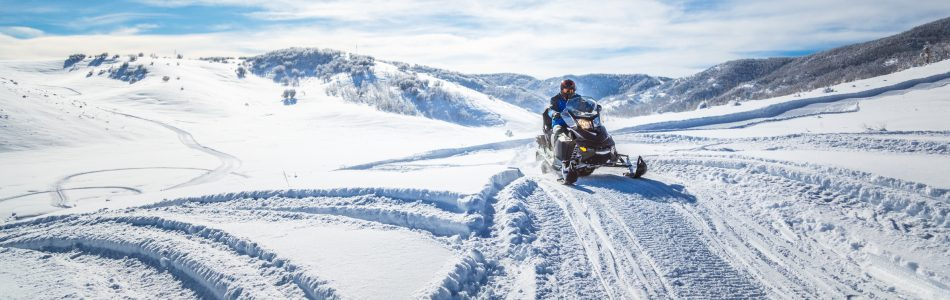 Go Snowmobiling This Winter