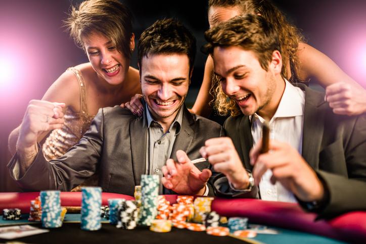 The Warden's Casino - Billings