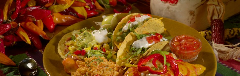 Spice It Up With Mexican Food